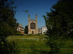 Kings College Chapel (davepickettphotographer) Tags: england east uk cambridge city thebacks chapel college kings