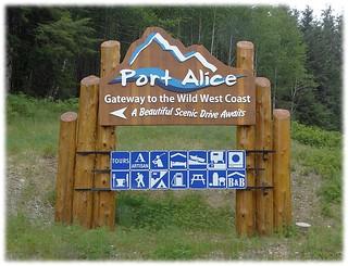 Port Alice Highway - Sony DSC-HX300