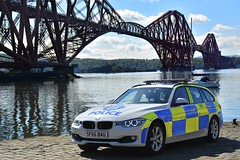 SF66 BAU (S11 AUN) Tags: police scotland bmw 330d xdrive auto estate touring traffic car anpr rpu trpg trunkroadspatrolgroup roads policing unit 999 emergency vehicle pdivision sf66bau
