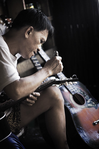 cebu guitar making craftsman handicraft Pinoy Filipino Pilipino Buhay  people pictures photos life Philippinen  菲律宾  菲律賓  필리핀(공화국) Philippines