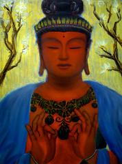 Dharma Bodhisattva limited edition print