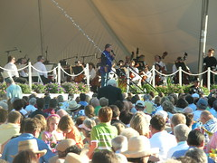 william shatner conducts the pops by the sea