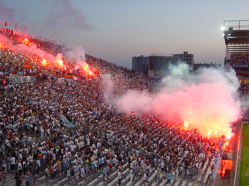 virage sud marseille