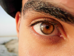 eye (aZ-Saudi) Tags: color eye arabic saudi arabia  ksa             arabin arabs