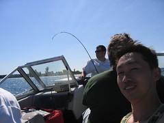 IMG_1194 (crfleury) Tags: fishing bass stlawrenceriver massenany