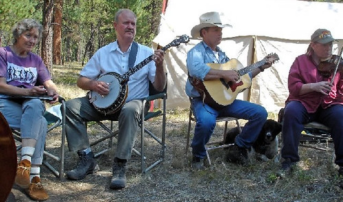 06_08 MRBA Hughes Creek Campout (39) by mtbluegrass.