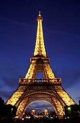 Tour Eiffel, Paris by elrichal