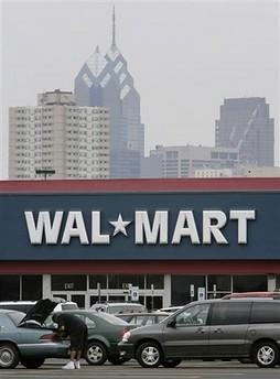 Walmart in Philadelphia