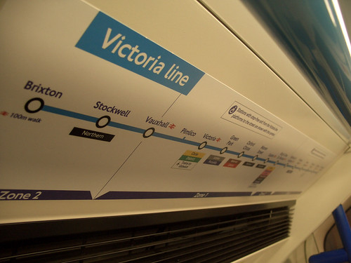 Victoria Line by currybet