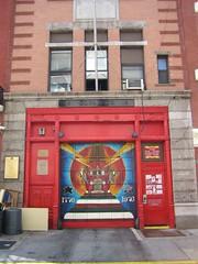 Fire Brigade (jurabilis) Tags: newyorkcity summer lake newyork manhattan sommer lawn 2006 sheepmeadow referendariat wahlstation