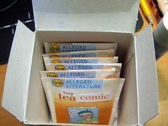 "no! it""s tiny tea comics!"