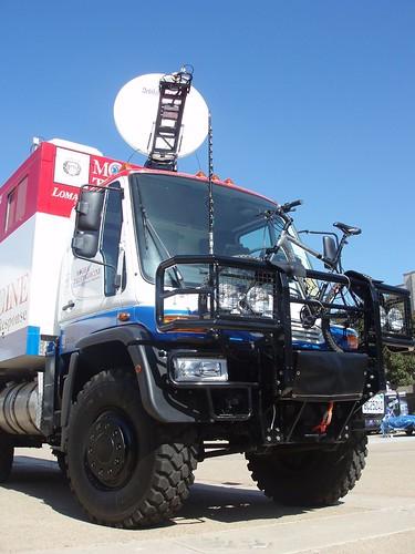 Telemedicine truck