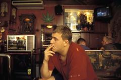 F-0023.jpg (Alex Segre) Tags: people man holland male netherlands amsterdam bar cafe cigarette interior coffeeshop smoking drugs leisure recreation dope marijuana relaxation cannabis joint marihuana alexsegre