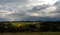 Landscape under clouds (dellafels) Tags: sky clouds landscape ilovenature quality czechrepublic pohori dellafelspic 50club abigfave