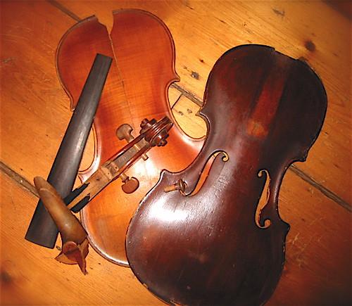 David's Fiddle