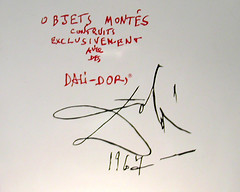 Salvador Dali Theatre_Figueres_17 (dou_ble_you) Tags: handwriting surrealism salvadordali figueras