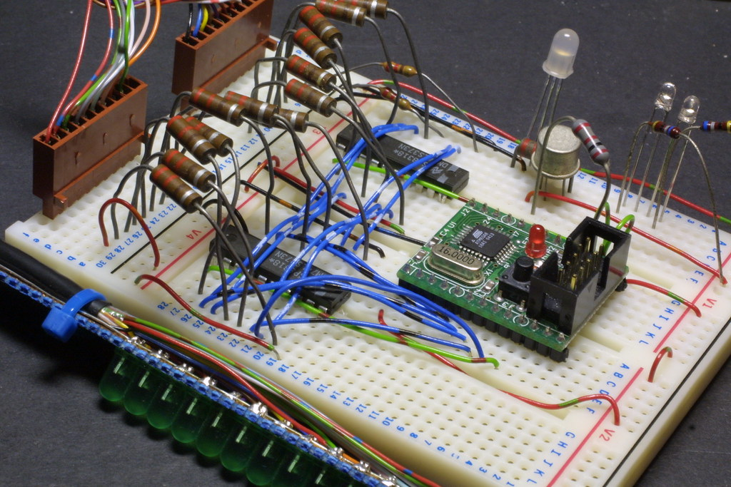 how to make a microcontroller