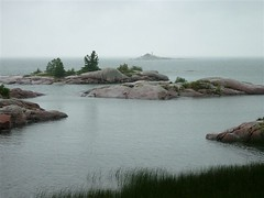 Mystique Bay (khoosh) Tags: lake ontario island rocks moments georgianbay khashayar