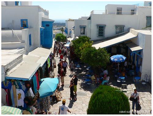Sidi Bou Said - Tunez