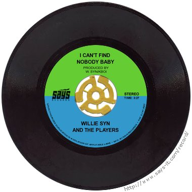 Record Single