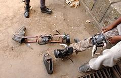 Cheshire Services Ethiopia.  12/2005