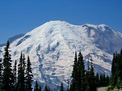 The Many Faces Of Mt. Rainier (shesnuckinfuts) Tags: mountain washington rainier wa washingtonstate mtrainier saywa specnature experiencewa sunrisevisitorcenter shesnuckinfuts