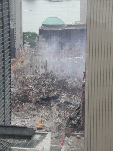 Ground Zero, September 27, 2001