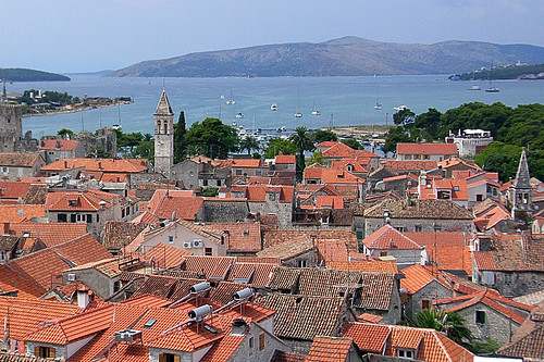 Croatia attractions - Trogir