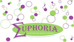 Euphoria Smoothies Logo With Bubbles (Euphoria Smoothies - A State of Mind & Body!) Tags: bar logo cafe amazing stuffed power with tea juice bubbles gourmet pretzels bubble juices euphoria smoothies smoothie serving chai mochas supplements nutritional
