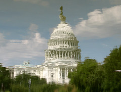 Reflecting on Congress (T.D. Ford (Grundlepuck)) Tags: water mall dc washington reflect dcist reflectingpool capitolbuilding capitoldome capitolcomplex grundlepuck dcistused dcistmartin