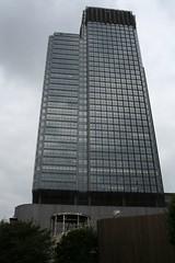 Tokyo Skyscraper Under Re-Development