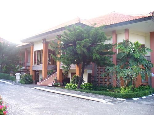 Bali hotel - 1
