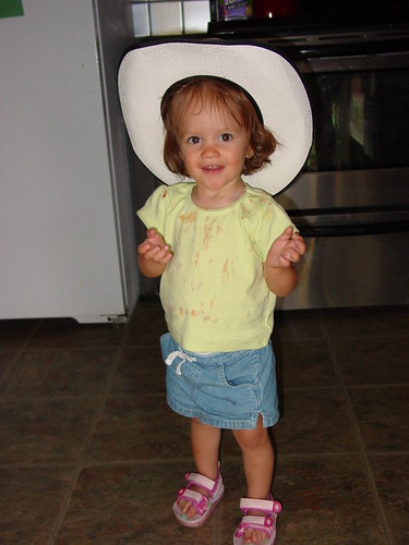 Sweetest Little Cowgirl