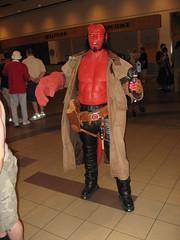 HellBoy (Eloketh) Tags: atlanta 2006 hellboy dragoncon dragoncon2006