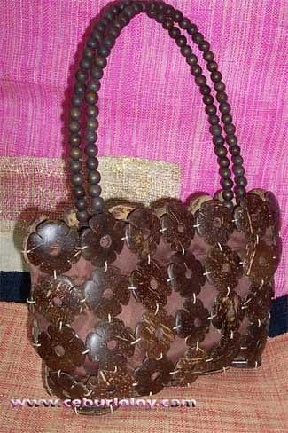 Coco  handbag in flower shapes Cebu City Philippines