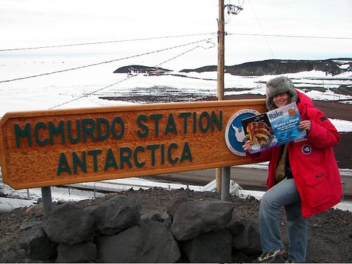 Reading the Rake in Antarctica
