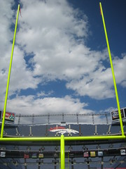 NFL (Not College) Goal Post