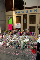 Memorial to the September 13 2006 Dawson College Shooting Rampage (caribb) Tags: flowers school canada college hope memorial montral quebec montreal tragedy qubec shooting tributes dawson schoolshooting cegep tragedia attact okul tragdie tragdia ekim tragdie dawsoncollege montrealshooting dawsonshooting schoolshootings amoklauf collegeshooting  shootingmemorial  shootingvictims  dawsonschoolshooting victimsofdawson collegeshootings trajedi       lcoledetir   szkoafotografowania escolatiro   lekltire scuoladitiro  tiroteoenlaescuela trngbn bikch