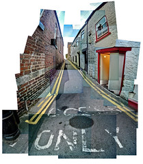 ccess only (Mon Quixote) Tags: composite montage knaresborough panography hockneyesque momentography openclasspanography
