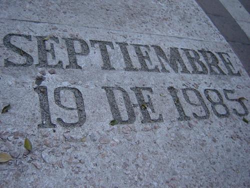19 de Septiembre de 1985 by Esparta.