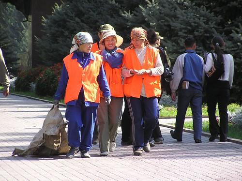 In kazakhstan prostitution almaty Prostitution in