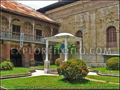 Santa Barbara Church and Convent