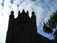 Brick church / P1040597 (marokus) Tags: poland polska polen gdansk danzig hansestadt gdask dantzig hanseaticleague dancig danzica marokus polenreise  dantsic danswijk gyddanyzc gdusk
