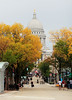 "State Capital (Mingfong) Tags: autumn wisconsin geotagged farmersmarket fallcolors story madison stories statecapital 秋天 桌布 fallseason mingfong mingfongjan sketchoflight mingfongphotography ""秋天風景"" ""風景桌布"""