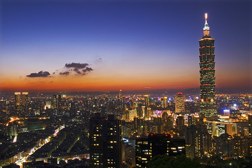 Good evening, Taipei~
