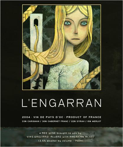 Vins Gagliardi - L'Engarran -