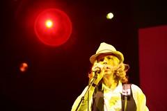 Beck at Yahoo! Hack Day