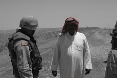 Friendly Encounter (yater) Tags: war muslim islam iraq arabic baghdad wariniraq waronterror farsi
