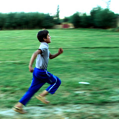 The Runner - by Hamed Saber