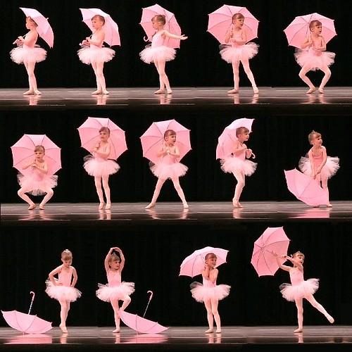 Brigitta's Ballet Recital by hallbuzz.com.
